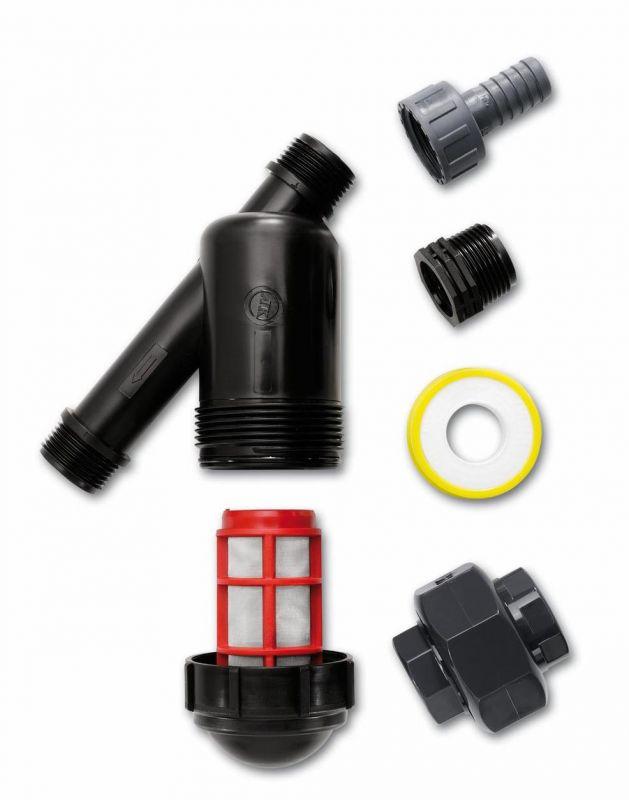 Фильтр тонкой очистки воды для минимоек своими руками